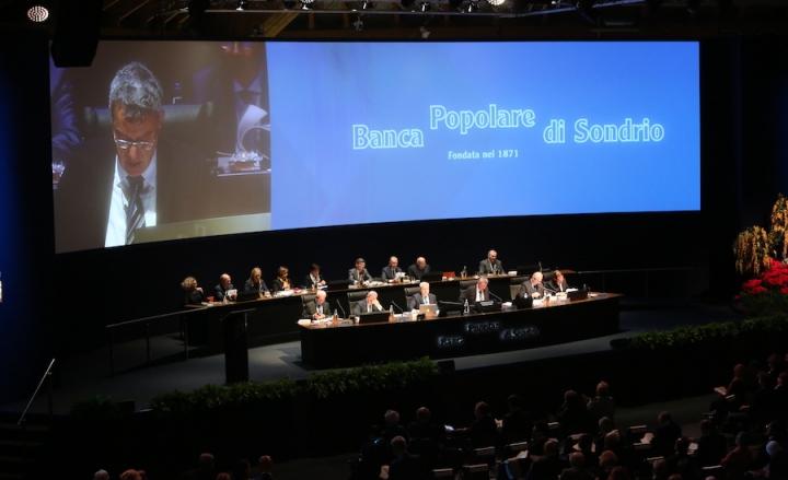 Assemblea Popolare di Vicenza: bancari in protesta