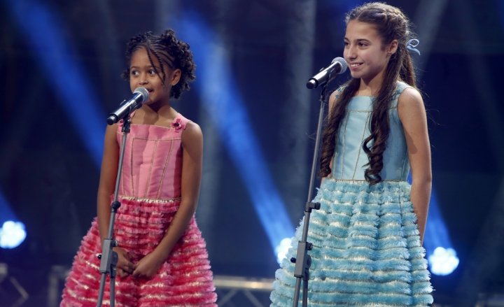 Zecchino d'Oro, la piccola cantante calabrese Victoria Cosentino approda in finale