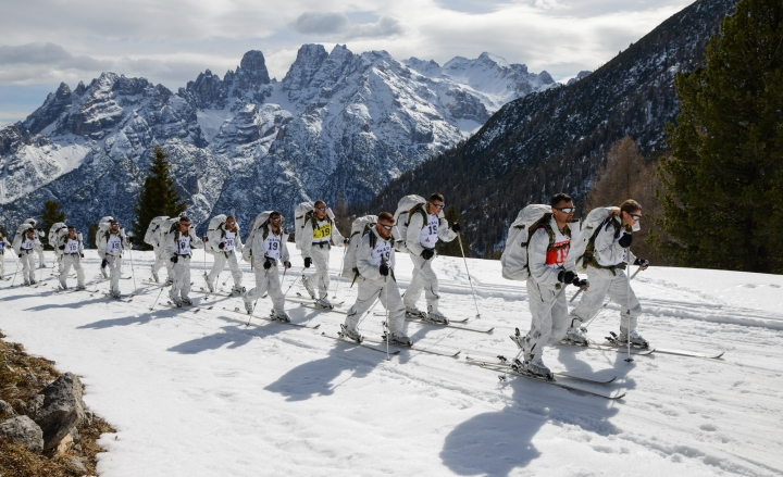 Plotone truppe alpine