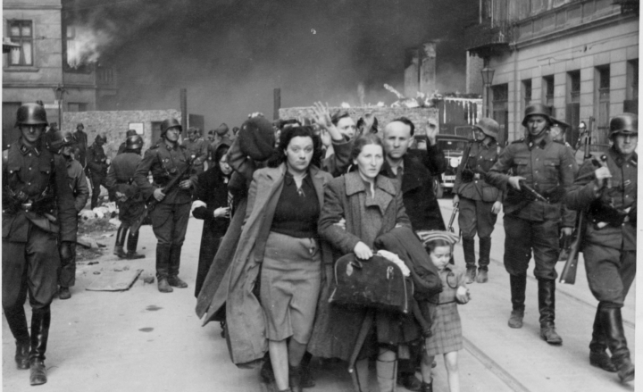 Stroop Report Warsaw Ghetto Uprising 10