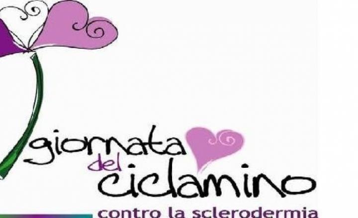 Settembre 2017. Giornata del ciclamino per la ricerca sulla Sclerodermia