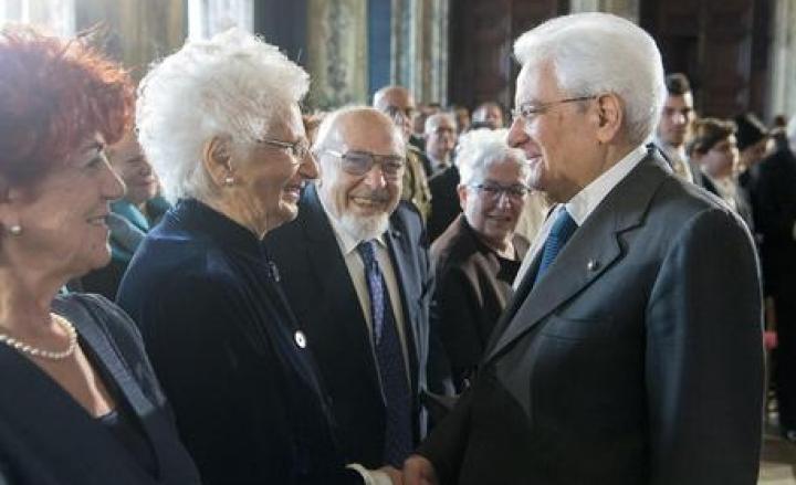 Giorno della Memoria, Sergio Mattarella: